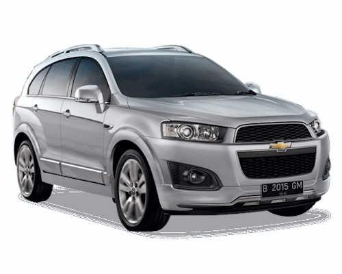 Pajak Chevrolet CAPTIVA 2.4L AT FL 2015 - Pajak Kendaraan